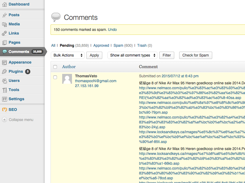 comment-spam